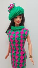 Old Barbie10.2 (ЕТВ) Tags: barbie doll knitting crochet crocheting fashion