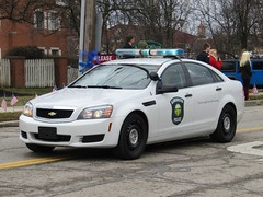 Blanchester Police Department (Evan Manley) Tags: blanchester ohio policedepartment lawenforcement lightbar jetstream chevycaprice chevy