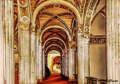 Abbazia di San Colombano (danilocolombo69) Tags: abbazia chiesa bobbio sancolombano volte colonne affreschi danilocolombo69 danilocolombo iborghipiùbelliditalia nikonclubit