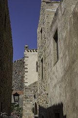 Views of Monemvasia (Kostis Tatakis) Tags: monemvasia mani laconia peloponnese peloponnesus castle byzantine oldcity stone stonewall sunny summer summertime greece nikond7200