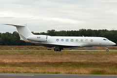 N2N (sabian404) Tags: n2n gulfstream g650 glf6 gvi g6 cn 6298 portland international airport pdx kpdx