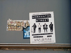 Normanton Street (Kombizz) Tags: 1200497 kombizz 2017 september2017 170917 amazingsunday birthdaypresent brighton seasideresorttown brightonandhove eastsussex nopsbatchresizing travel normantonstreet sticker frankiestew harveygunn shanastuart aidsorphan hiv aids soapbox