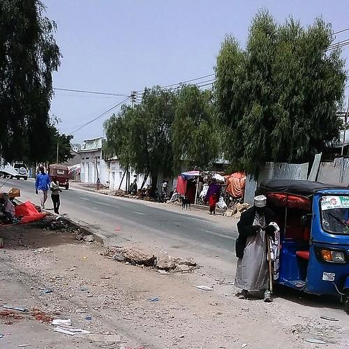 Streets of Borama