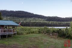 Moose Camp Fishing Resort (DragonSpeed) Tags: britishcolumbia clearwater deubelake moosecampfishingresort riouxlake troutfishing cabin fishing lodge caribooh canada ca