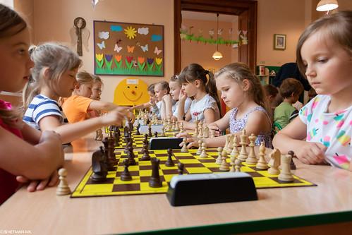 VIII Turniej Szachowy Przedszkolaków o Mistrzostwo Świdnicy-8