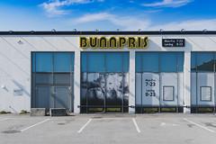 Bunnpris (Henry Leirvoll) Tags: clouds bunnpris store girl bread neglected