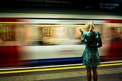 The tube (Howard Yang Photography) Tags: london tube subway metro train motionblur uk england travel leicam 28mm 28elmarit