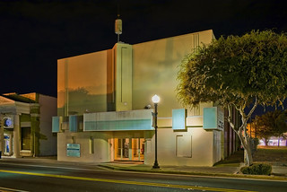 Faith Temple Harvest of Life Ministries, 348 N Marion Avenue, Lake City, Florida, USA / Built: 1940 / Architectural Style: Art Deco