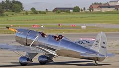 NC18923 Ryan STA (Svein K. Bertheussen) Tags: sola stavangerairport fly aircraft airplane aeroplane ryan ryansta vintageaircraft veteranfly
