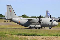 Alenia C-27J Spartan Romanian - Air Force 2707 (herpeux_nicolas) Tags: alenia c27j c27 spartan romanian airforce forțeleaerieneromâne forcesaériennesroumaines 2707 cn4175 msn4175 cherbourgmaupertus lfrc cer roumanieairforce dday