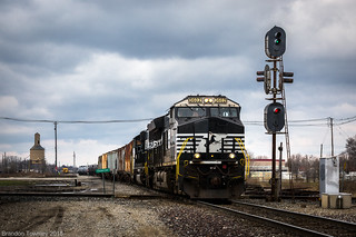 NS in Frankfort, IN