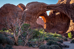 Double Arch (Trent9701) Tags: archesnationalpark doublearch trentcooper utah vacation desert nationalparks roadtrip travel