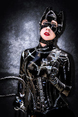 Catwoman (Abel AP) Tags: people cosplay cosplayer costume fanimecon fanimeconsanjose fanime fanimecon2018 dccomics comicbookcharacters villain femalevillain catwoman sanjose california usa cosplayphotography abelalcantarphotography