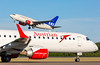 OE-LWA Embraer ERJ-195LR (ERJ-190-200 LR) Austrian Airlines (Andreas Eriksson - VstPic) Tags: oelwa embraer erj195lr erj190200 lr austrian airlines