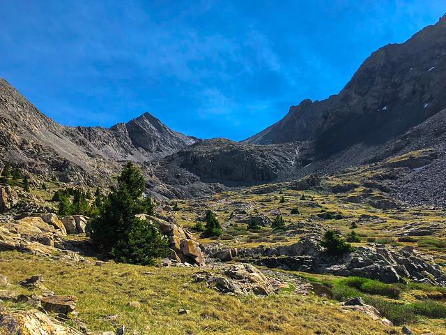 Upper Blanca Valley