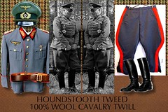 The General Wears What  part 4 (The General Was Here !!!) Tags: war battle uniform nazi breeches boots belt tunic general officer army military visor cap 1940s 40s second ww2 world riding whermacht 3rdreich ridingbreeches ridingboots generals 1939 1940 1942 1943 1944 1945 39 40 41 42 43 44 45