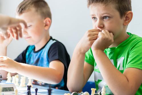 VIII Turniej Szachowy o Mistrzostwo Przedszkola Wesoła Piątka (53 of 78)