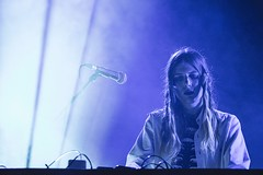 "Laurel Halo - Sonar 2018 - Viernes - 1 - M63C3842 • <a style=""font-size:0.8em;"" href=""http://www.flickr.com/photos/10290099@N07/28957039408/"" target=""_blank"">View on Flickr</a>"