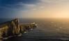 The outpost - Neist Point Lighthouse, Isle of Skye (Zaphod Beeblebrox 1970) Tags: schottland lighthouse point landscape hour light leuchtturm ocean travel scotland golden neist isleofskye abend skye coast uk scottish vereinigteskönigreich gb