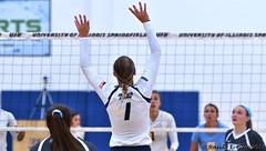 Miss. College 090217 123 (REBlue) Tags: universityofillinoisspringfield uis missssippicollege volleyball glvc trac