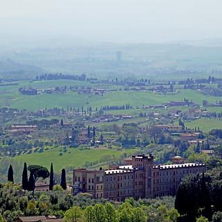Campagna Senese, Toscana