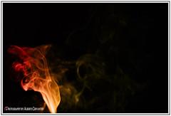EXTRAÑA IMAGEN EN EL HUMO. STRANGE IMAGE IN SMOKE. NEW YORK CITY. (ALBERTO CERVANTES PHOTOGRAPHY) Tags: smokephotography muerte death strange smoke indoor outdoor blur fuego fire humo image imagen retrato portrait photography photoborder luz light color colores colors brightcolors brillo bright red blackbackground scary mysterious thing fantasma ghost phantasm espectro mystery nightcolors macro night dark photoart flame creative