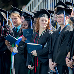 "<b>Commencement 2018</b><br/> Luther College Commencement Ceremony. Class of 2018. May 27, 2018. Photo by Annika Vande Krol '19<a href=""//farm2.static.flickr.com/1744/40651600650_ce52b32ce6_o.jpg"" title=""High res"">∝</a>"