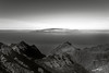 Nearby island (Rico the noob) Tags: 2018 d850 2470mm nature outlook outdoor 2470mmf28 sea published ocean monochrome dof sky clouds water bw landscape teneriffa blackandwhite tenerife