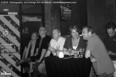 2018 Bosuil-Het publiek bij Mitch Rivers en Gregory Ackerman 13-ZW
