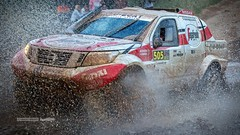 Nissan Navarra (P.J.V Martins Photography) Tags: water nissan navara offroad reguengosdemonsaraz baja todooterreno car carro allroad allterrain all4racing racing rally rali outdoors portugal 4x4 4wd vehicle motorsport motorsports