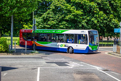A sea of green (mangopearuk) Tags: uk unitedkingdom england hampshire bus buses publictransport transit stagecoach stagecoachsouth stagecoachinthesouthdowns stagecoachhampshire portsmouth southsea havant adl alexanderdennis enviro enviro300
