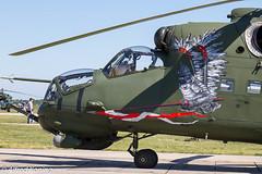 Mi-24V Hind, 741, Polen (Alfred Koning) Tags: 741 epirinowroclaw locatie mi24hind mi24v polen vliegtuigen