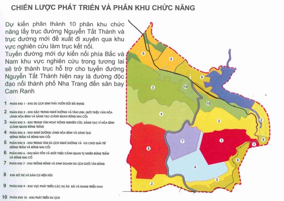 Khánh Hoà: Lộ diện hàng loạt siêu dự án BĐS nghỉ dưỡng khu vực núi Cù Hin