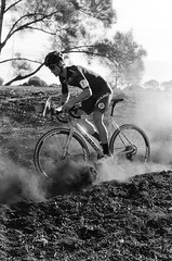 000131360004 (Harry Toumbos Photo) Tags: 35mm film ilford hp5 canon fd a1 f1 50mmf12l 35105mmf35 cycling cyclocross adelaide nationals