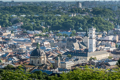 Lviv - from above (WolfgangPichler) Tags: lvivlemberg ukraine lviv lvivoblast ua
