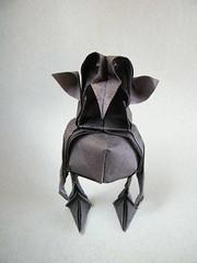 Goblin - João Charrua (Rui.Roda) Tags: origami papiroflexia papierfalten goblin joão charrua