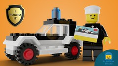 I found it (Blender4bricks) Tags: lego mecabricks series 18