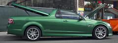 2010 Commodore UTE (racerx6948) Tags: ute australia aussie outback australian pickup pentax pentaxk5iis sigma sigma28mmminiwide car holden commodore