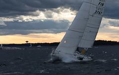 s/y Happy Ours (Antti Tassberg) Tags: happyours purjehdus purjevene purje vene avomeri suursaarirace regatta boat sail sailing sailingboat yacht espoo uusimaa finland fi