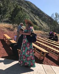 002 Guests Arriving (saschmitz_earthlink_net) Tags: 2018 california angelesnationalforest losangelescounty sylmar reptacularranch kevinjessicawedding
