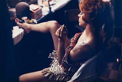 Backstage Jewel Box Revue 1962 (pandorasbra58) Tags: circus portaits