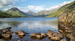 Wast Water.. (Tall Guy) Tags: tallguy uk unescoworldheritagesite ldnp lakedistrict cumbria wasdale wastwater