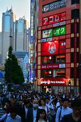 (Vitor Nisida) Tags: shinjuku tokyo toquio tōkyō japao japão japon japan nihon urban urbana urbanphotography streetphotography street rua skyscraper arranhaceu skyline