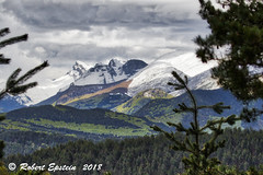 The Pyrenees  5 (Robert Epstein) Tags: mountains navarra pyrenees scenic spain