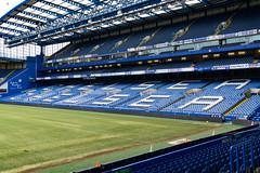Stamford Bridge (danieltamkl) Tags: sony a6000 sel1670z chelsea stamford bridge stadium football london fulham stamfordbridge blue hongkong hk chelseafc socceer
