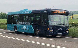 Arriva North East 4659 NK05 GXO (25.05.2018)
