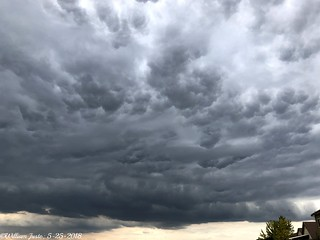 A Spontaneous Storm Chase Outing To Patterson, CA (5-25-2018) #23