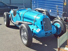 507 Talbot Lago T26 SS (1937) (robertknight16) Tags: talbot france 1930s talbotlago t26 racecar racingcar motorsport vscc silverstone