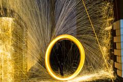 180407 6367 (steeljam) Tags: steeljam lightpainters bermondsey wire wool spinning thamse london