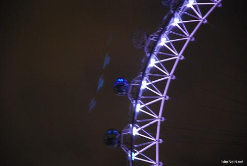 Око Лондона вночі InterNetri United Kingdom 0439